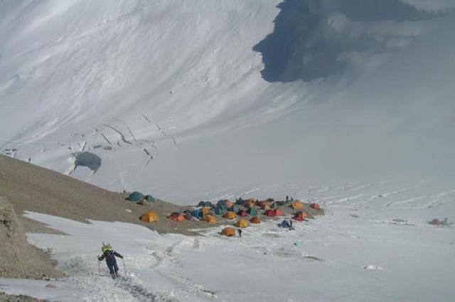 13 июля 1990 года навеки врезалось в историю мирового альпинизма, как дата одной из самых страшных трагедий…