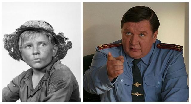 Роман Мадянов начал актерскую карьеру в девять лет, также, как и Галкин, с роли Гека Финна.