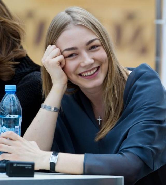 Оксана Акиньшина. До съемок в голливудском фильме актриса уже имела опыт работы с западными фильммейкерами.