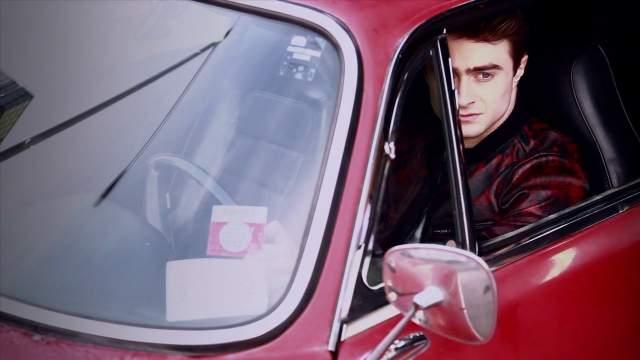 """Дэниел Рэдклифф, 29 лет. """"Гарри Поттер"""" не смог сдать на водительские права."""