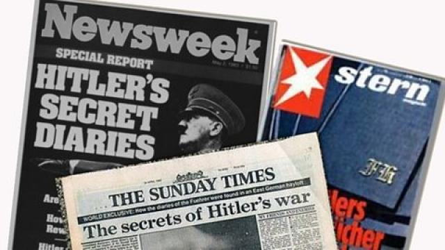 """Еженедельник """"The Sunday Times"""" заплатил 400 тыс. долларов за право публикации дневников в Великобритании и странах Содружества. Французская """"Paris Match"""" и итальянская """"Panorama"""" также планировали напечатать их."""