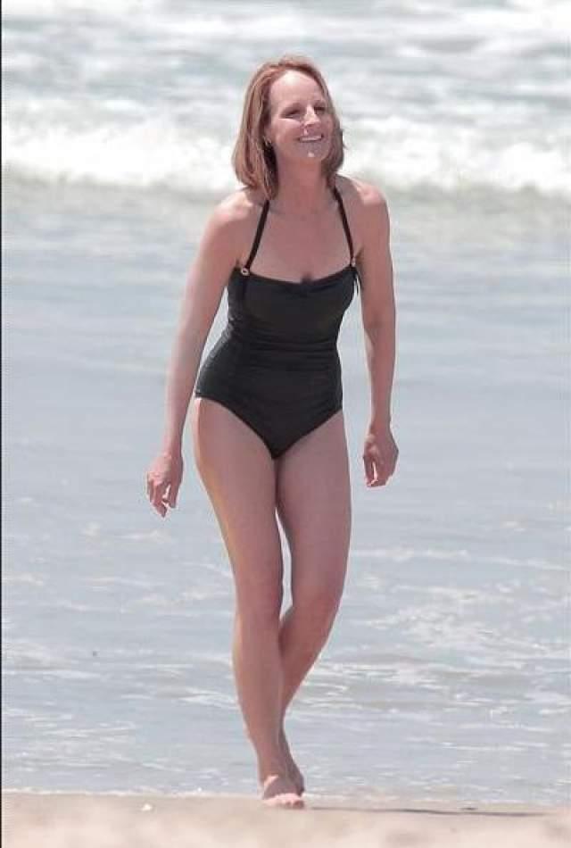 В купальнике в 56 лет Хелен Хант выглядит безупречно!