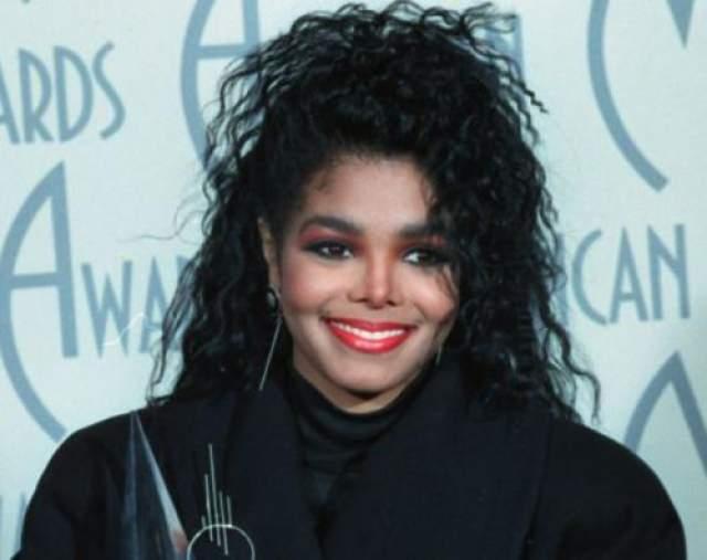 Джанет Джексон, 1987