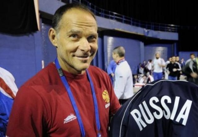 Чемпион Олимпийских игр 1980 года, серебряный призер Олимпийских игр 1984 года в 2008 году получил должность главного тренера мужской сборной России по дзюдо.