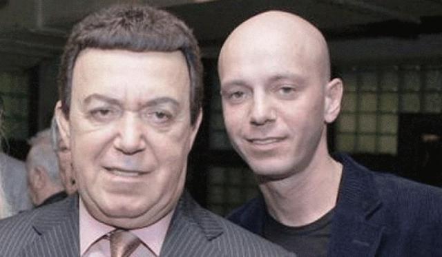 Андрей Кобзон. Сын всем известного Иосифа Кобзона владеет ночным клубом в Москве.