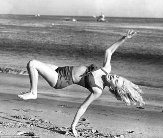 Снова Мерлин Монро, конец 1950-х