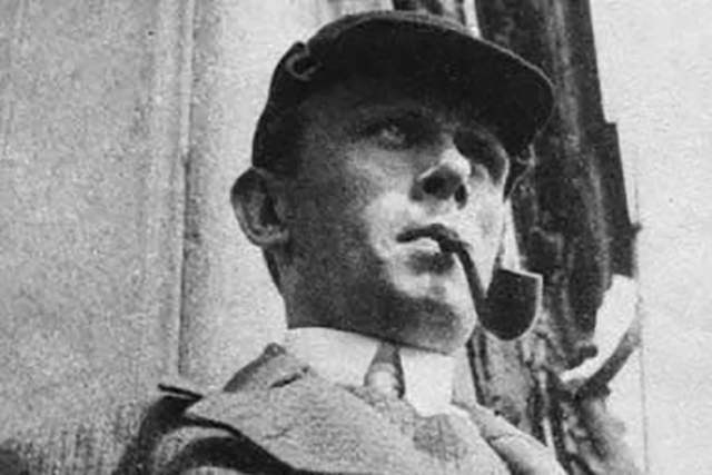 """В следующий раз Хармса арестовали уже в августе 1941 года - за """"клеветнические и пораженческие настроения""""."""