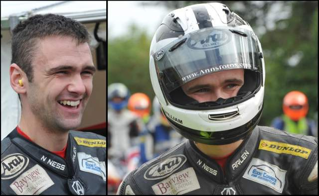 Уильям Данлоп (William Dunlop), 23 июля 1985 - 7 июля 2018.