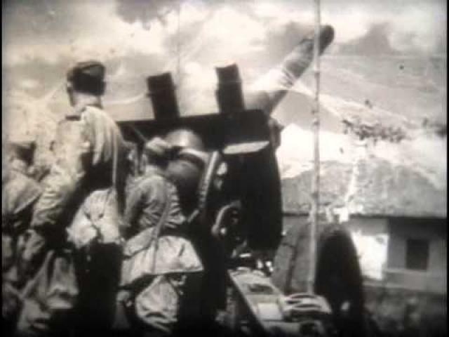 К лету 1943 года жизнь Тони вновь сделала резкий поворот - Красная Армия двинулась на Запад, приступив к освобождению Брянщины. Девушке это не обещало ничего хорошего, но поэтому заболевание сифилисом она сочла весьма удачным: немцы отправили ее в тыл, дабы она не перезаражала солдат.