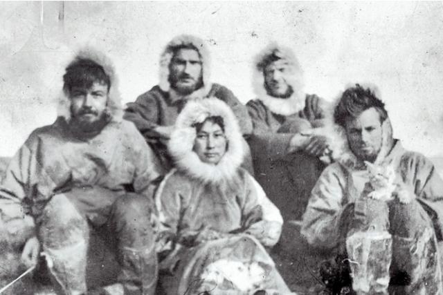 В январе трое из экспедиции приняли решение отправиться обратно домой. Ада, в свою очередь, отказалась возвращаться и осталась на острове с полярником Найтом, который тяжело заболел и не мог передвигаться, и экспедиционным котом по кличке Виц.