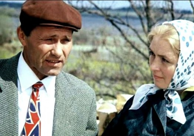 Когда Федосеева узнала, что ее партнером по съемкам будет Шукшин (он должен был сыграть роль бывшего уголовника, матроса Жорку), она расстроилась, поскольку была наслышана о его пьянстве.