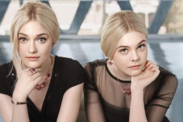"""Дакота и Эль Фаннинг. Сестры-блондинки Фаннинг проявили себя в самых разных ролях: от диснеевской """"Малефисенты"""" и """"Сумерек"""" до фильмов Софии Копполы и Стивена Спилберга."""