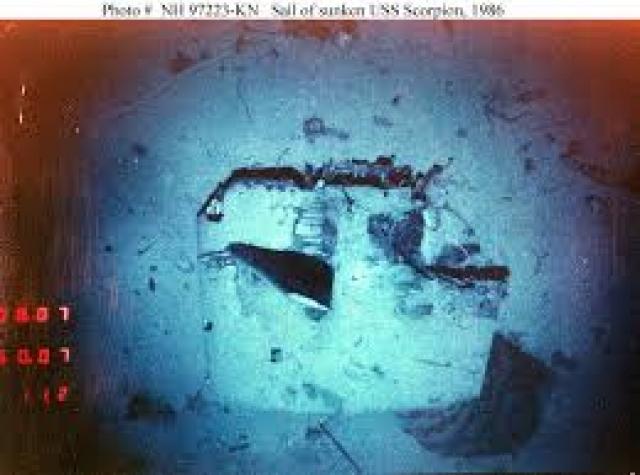 """Позже район гибели обследовался батискафом """"Триест-2"""". Подлинная причина трагедии так и не была найдена, но наиболее вероятной версией считается взрыв торпеды типа Mark-35."""