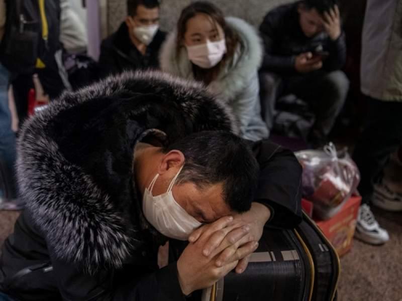 Новости дня: Оставшийся в Ухане россиянин рассказал о ситуации с коронавирусом