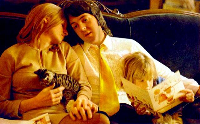 Пол Маккартни . Борьбу за спасение животных можно назвать семейным делом Маккартни.