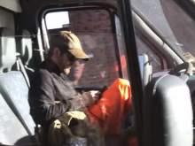 СМИ: таинственный неуловимый уличный художник Бэнкси попал на видео