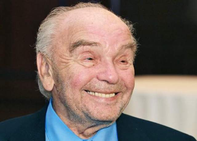 Владимир Шаинский (умер в возрасте 92 лет) Супруга была младше на 41 год