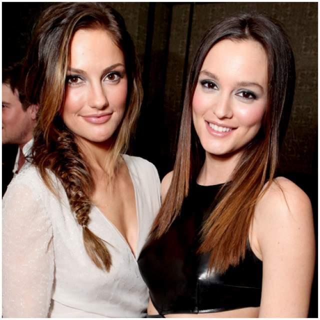 """Сестры работают моделями и снимаются в кино, хотя с материальной точки зрения это им явно не нужно - по данным """"Форбс"""", семья Рокфеллеров занимает 23 строчку в списке богатейших семей."""