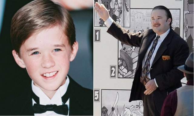 """Актер """"Шестого чувства"""" Хэйли Джоэл Осмент , который стал знаменитым еще в детстве, в последнее время сильно изменился."""