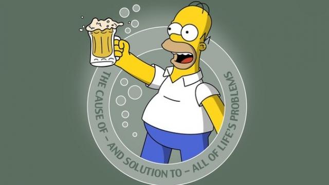 5. Давайте выпьем за алкоголь - источник и решение всех наших проблем!