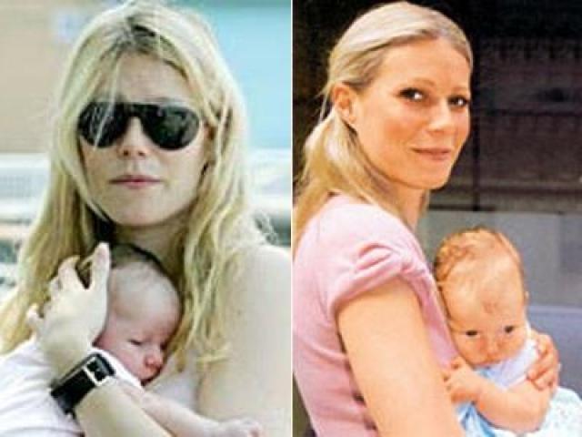 В $1 млн оценил фото дочери актрисы Гвинет Пэлтроу Эппл папарацци Стив Сэндс.