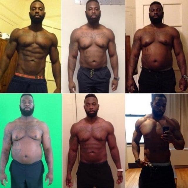 Хилл рассказал, что сбросить лишний вес оказалось намного труднее, чем он предполагал.