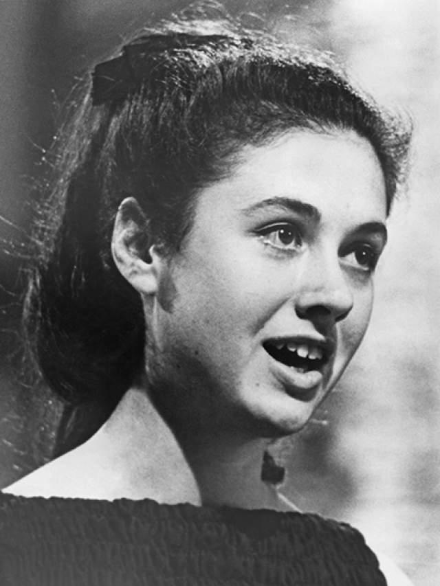 "Джильола Чинкветти , Италия ("" Non ho l eta (per amarti""), 1964 год"