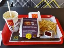 Россиянин требует от McDonald's почти полмиллиона рублей за горячий кофе