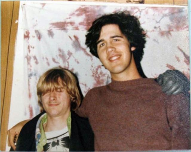 """Skid Row, Ted Ed Fred, Bliss, Pen Cap Chew – такие названия перебирал Курт с товарищами до того, как остановился на Nirvana. По его словам, он """"искал название, которое было бы красивым или приятным""""."""