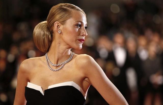 """37. Блейк Лайвли. Актриса начала с ролей """"милых соседок"""", а превратилась в настоящую пожирательницу мужских сердец."""