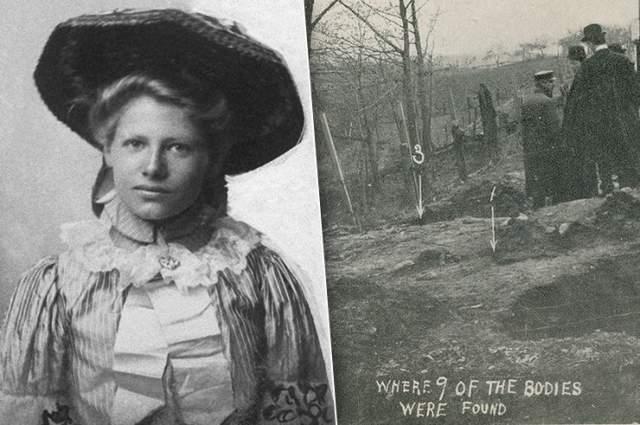 После получения страховок Белль обзавелась фермой в Индиане. Через газеты она знакомилась с мужчинами и пополняла свой кошелек за их счет.