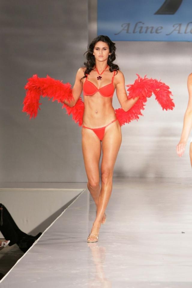 """В 2006 году Лерин заняла вторые места в конкурсах """"Мисс Парагвай"""" и """"Мисс Бикини Вселенной""""."""