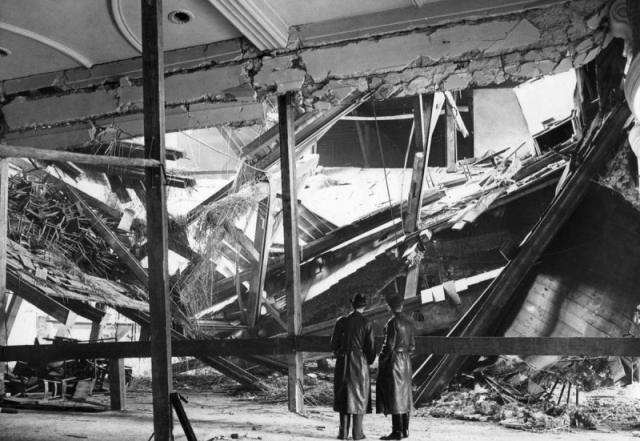 В результате взрыва 8 человек было убито и 63 ранено. Однако Гитлера среди пострадавших не оказалось.