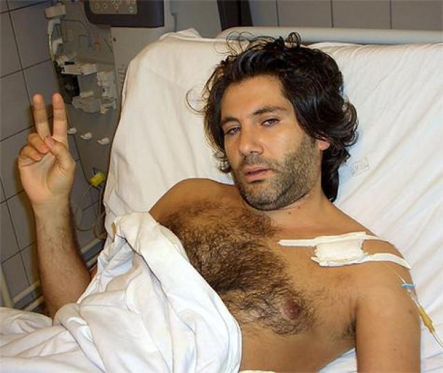 Второе покушение произошло 19 августа 2006 года, когда автомобиль певца был обстрелян из автомата в два часа ночи на улице Бурденко. Получив три ранения, Руссо все-таки смог увеличить скорость и вывести машину из-под обстрела.