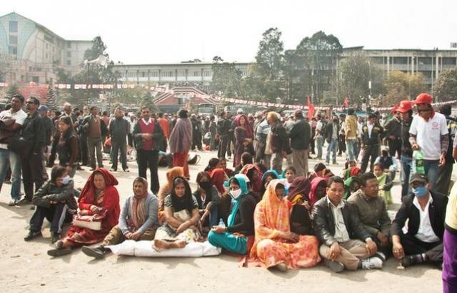 Выступления недовольных продолжались несколько дней, ситуация в Непале вызвала беспокойство даже в соседней Индии.