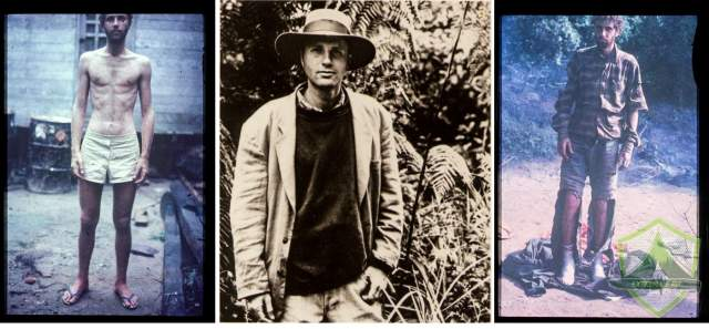 Кевин выбрался на берег, а Йосси унесло течением. Спустя пять дней рыбаки обнаружиди Гейла. Стэмма и Рупрехтера по сей день не обнаружили. Гинсберг же три недели бродил по дикому лесу. Однажды на него напал ягуар, но с помощью факела молодому человеку удалось прогнать зверя. Он дважды едва не утоп в болотах, однажды даже сумел выжить после потопа.