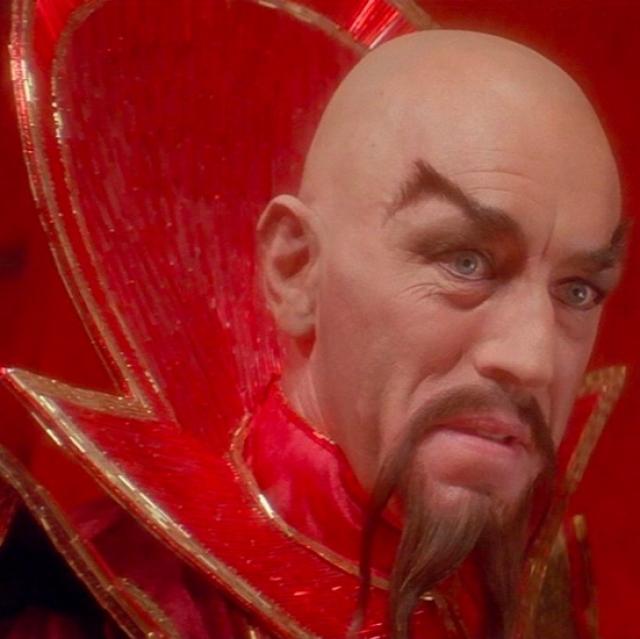 5. Минг Беспощадный – $20,9 млрд Помните ли вы культовый фильм 80-ых или нет, но Минг Беспощадный определенно был ярким злодеем, ненавидеть которого было одно удовольствие. Жестокий диктатор планеты Монго разжился своим богатством благодаря рабовладению и технологиям. Ну и, конечно, обладанию целой планеты и всеми ее ресурсами.