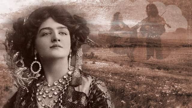 Изабелла Юрьева, 1899-2000. Эстрадная советская певица Изабелла Юрьева была популярна в 20-40-х годах. В ее репертуаре были в основном русские и цыганские романсы.