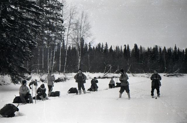 Лыжники поставили своей целью пройти по лесам и горам Северного Урала походом третьей категории сложности, которая являлась наивысшей.
