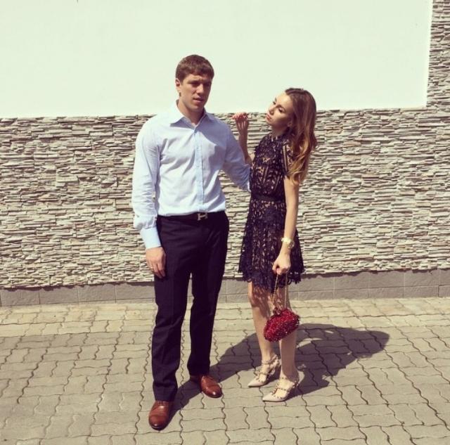 Николай и Наталья Кулемины. Пара познакомилась, когда ей было 16 лет, а ему – 18.