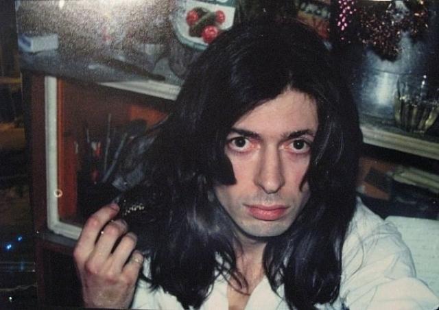 """Георгий Ордановский. Советский рок-музыкант, автор песен лидер группы """"Россияне"""" пропал 13 января 1984 года."""