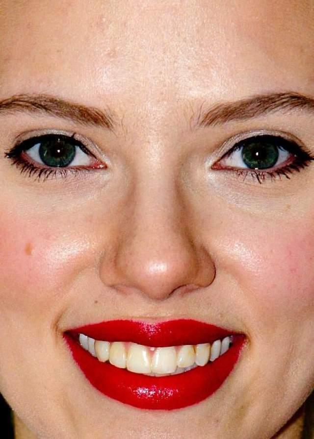 Скарлет Йохансон, 33 года
