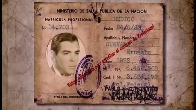 В 1945 году он окончил колледж и поступил на медицинский факультет университета в Буэноc-Айросе.