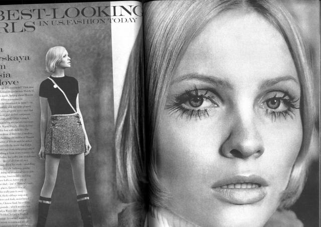 Модель произвела неизгладимое впечатление на западных журналистов и кутюрье. Как-то в Москву приехал фотограф, чтобы организовать фотосессию для американского Vogue. Именно эта съемка стала для Гали роковой.