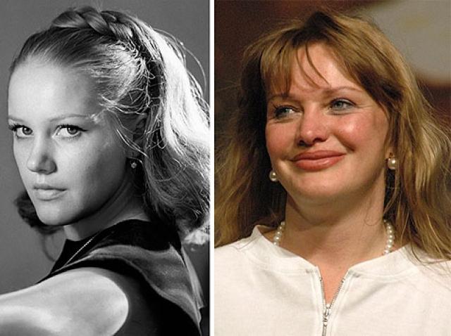 Сама актриса очень довольна результатами пластической операции, даже несмотря на то, что довольно часто ее даже не узнают.