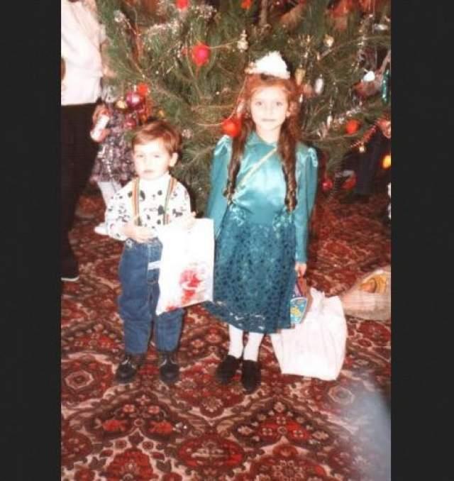 Коллега Леси, Регина Тодоренко , уже в детстве давала в Новый год концерты.