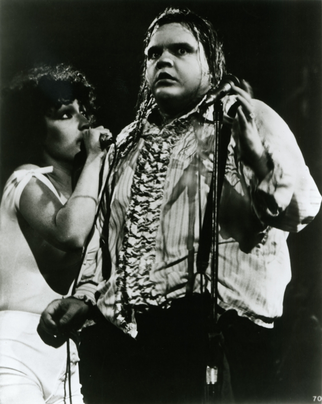 """Мит Лоуф. Музыкант, который сам поиронизировал над собственной внешность, взяв псевдоним """"мясной рулет"""", добился небывалых высот."""