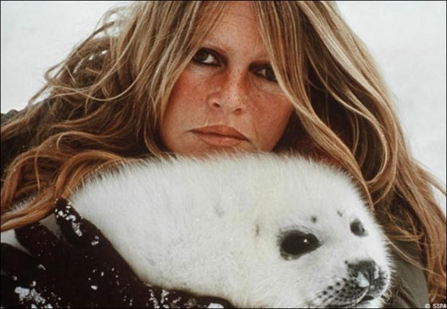 """""""Я предпочитаю проводить время с животными, а не с людьми. Животные честны, если вы им не нравитесь, они к вам не подойдут"""", - утверждает актриса."""