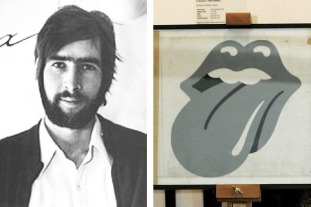 Rolling Stones. Заказ нарисовать логотип для рок-группы студент лондонского Королевского колледжа искусств Джон Паске получил после того, как удачно создал постер европейского турне музыкантов.