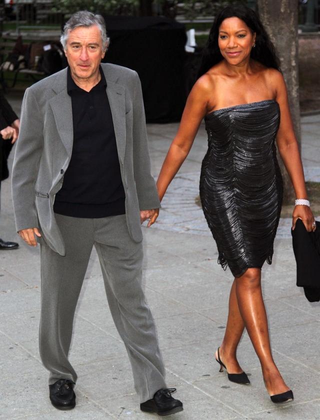 Роберт де Ниро. К тому времени, когда родились близнецы Джулиан Генри и Аарон Кендрик в 1995 году, актер и его супруга Туки Смит уже были в разводе.